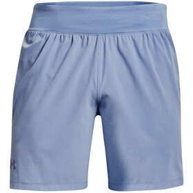 Under Armour Speedpocket 7'' Shorts Men, washed blue-academy